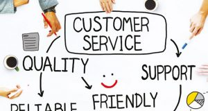 Customer Service illustration image