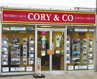 Cory & Co estate agency image