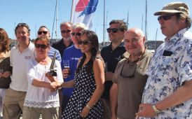 JLL sponsored sailing event image