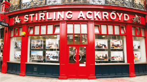Stirling Ackroyd estate agency image