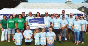 Manning Stainton fundraising image