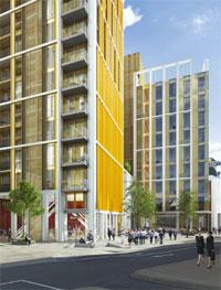 Build-to-rent development image