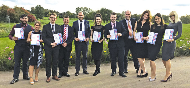 Rising stars image estate agents