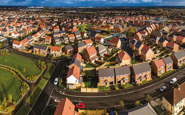 New homes in Sheffield image