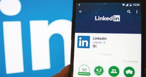 Linkedin mobile image