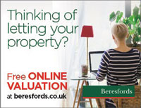 Beresford branding image