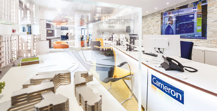 Cameron West Drayton office image