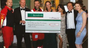Link to Beresfords fundraising news