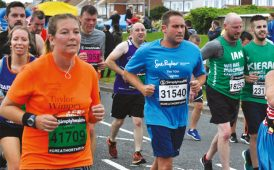 Dacres charity run image