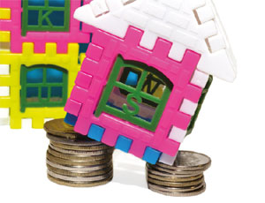 Balancing housing with finances image