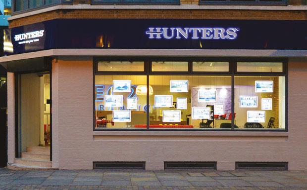 Hunters Shoreditch office image