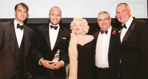 Negotiator Awards 2015 image