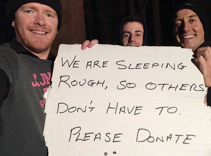 Fine & Country Sleep Out image