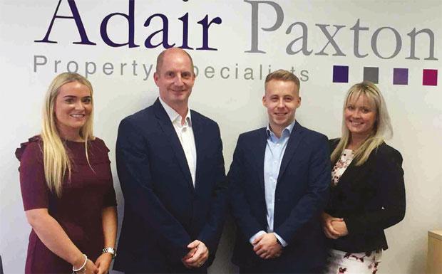 Link to Adair Paxton news