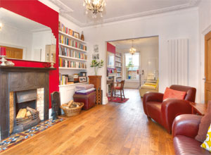 Brighton and Hove property interior property market