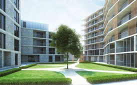 Camberwell WING development image