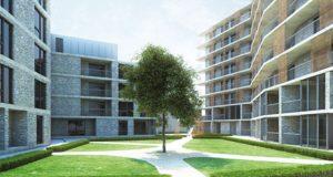 Camberwell WING development image