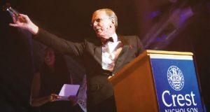 Crest Nicholson charity auction image