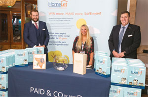 HomeLet at The Negotiator Expo 2018 image