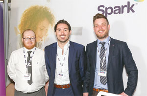 Spark at The Negotiator Expo 2018 image