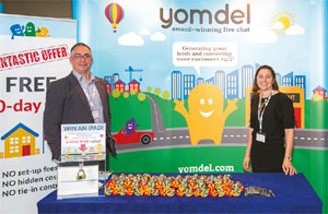 yomdel at The Negotiator Expo 2018 image