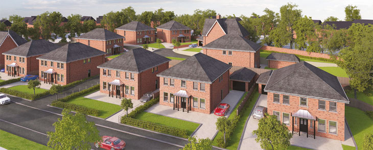 New homes in Bangor image