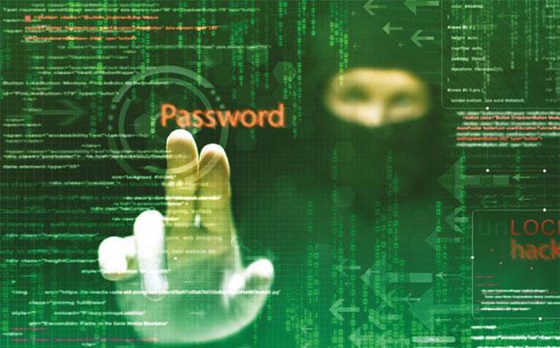 Cyber attacker image
