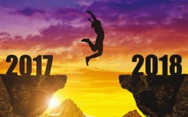 Leaping from 2017 to 2018 image