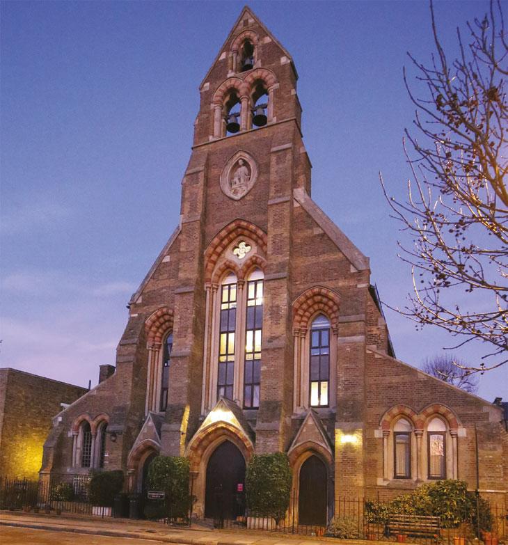Finsbury Park church image