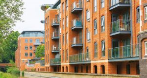 Leasehold flats exterior image