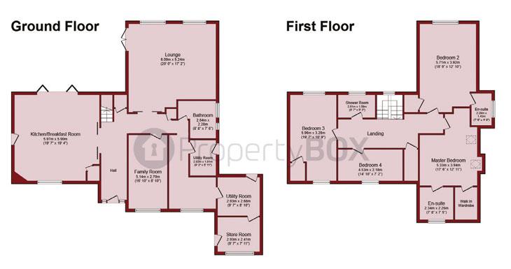 KeyAGENT floor plan image