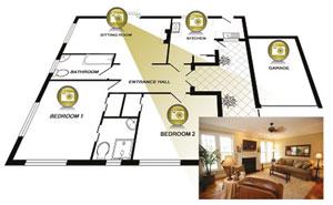 Metropix floor plan image