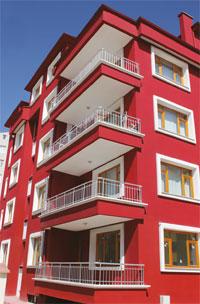 New building development image