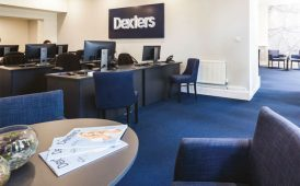 Dexters agency interior