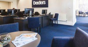 Dexters agency interior