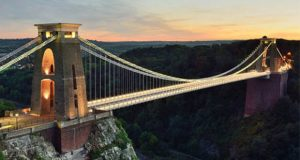 Bristol Suspension Bridge image