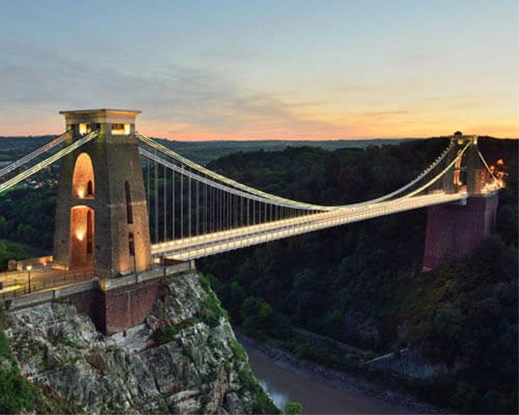 Bristol Suspension Bridge image