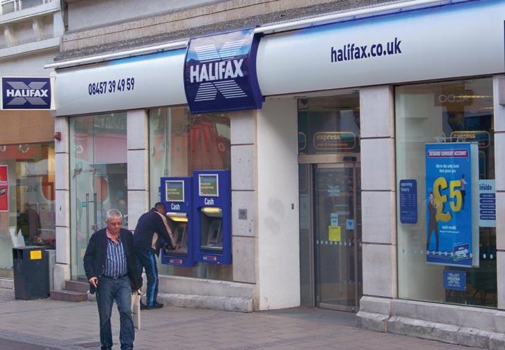 Halifax on the high street image