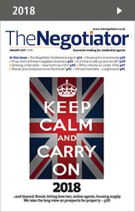 The Negotiator issues 2018 image