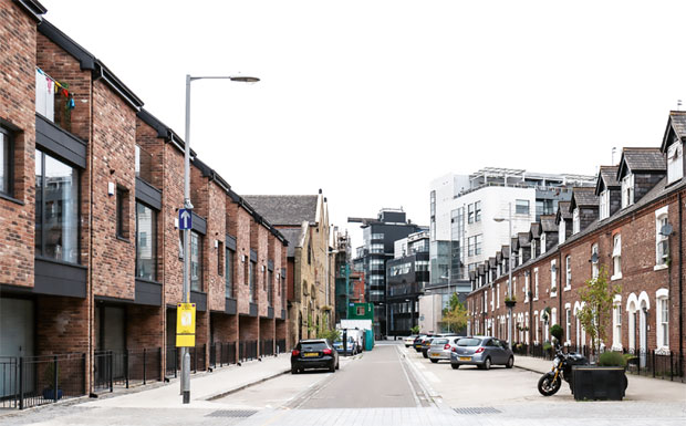 Northern housing image