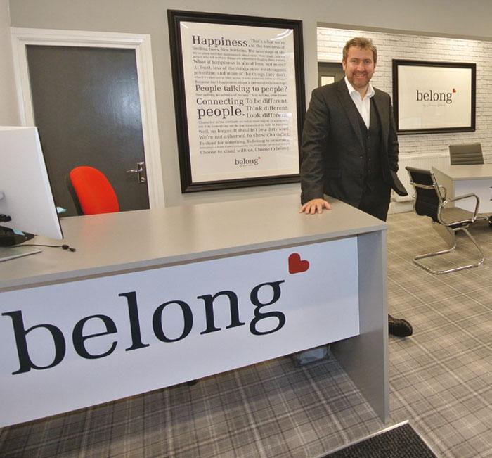 Belong estate agency image