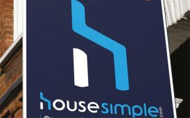 Housesimple signboard mage