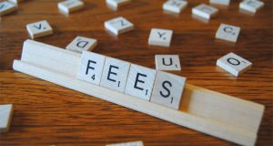 FEES scrabble image