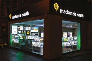 Mackenzie Smith window display image