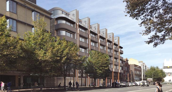 Octopus Property Brighton housing scheme image