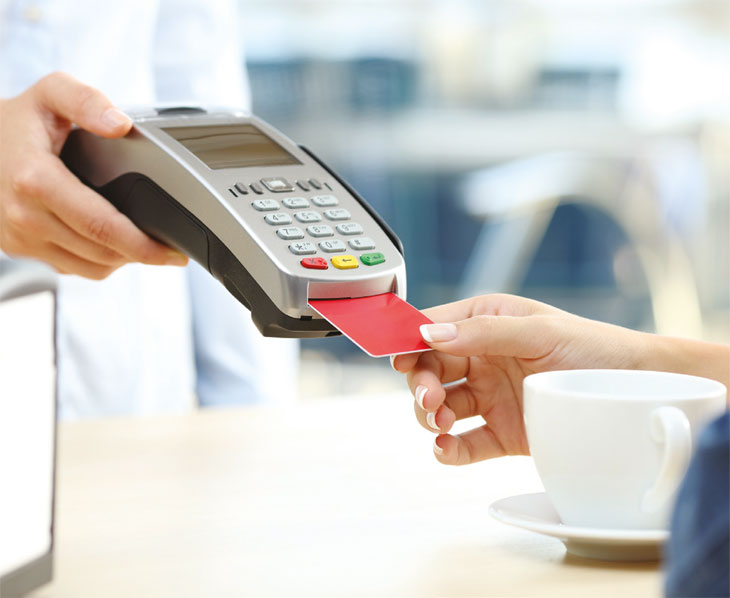 Credit card payment image
