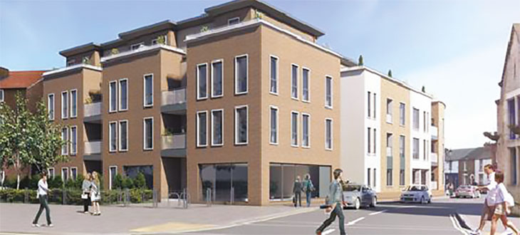One Housing's Brook Place development image