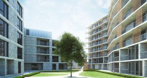 WING residential development image