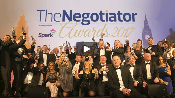The Negotiator Awards National Lettings and Estate Agent Awards