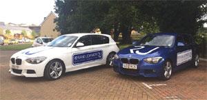 Reyland Johnson BMW fleet car image